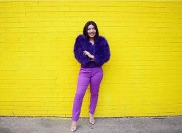 Ann Wynn 2 Yellow Wall